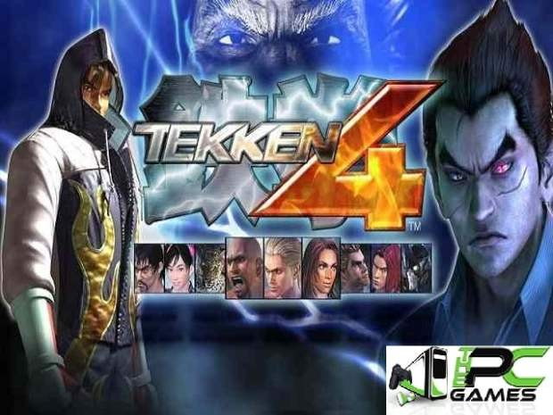 Image result for Tekken 4 Game Free Download for PC Full Version