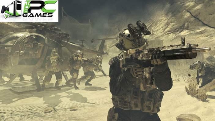 Call of Duty Modern Warfare 2 PC Game