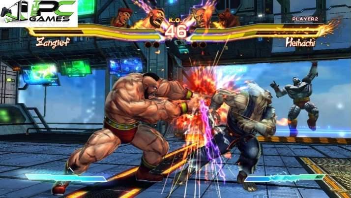 Street Fighter X Tekken Pc Game