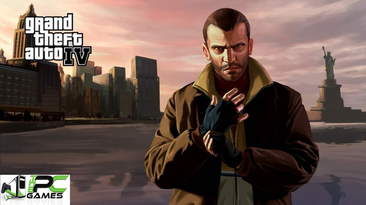 Grand Theft Auto IV PC Game Full Version Free Download