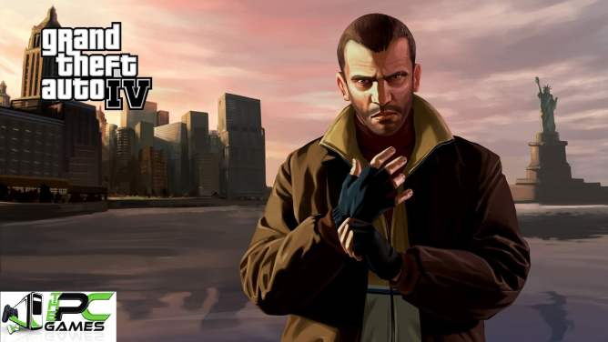 Grand Theft Auto IV Pc Game