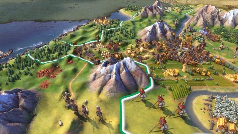 Civilization VI PC Game