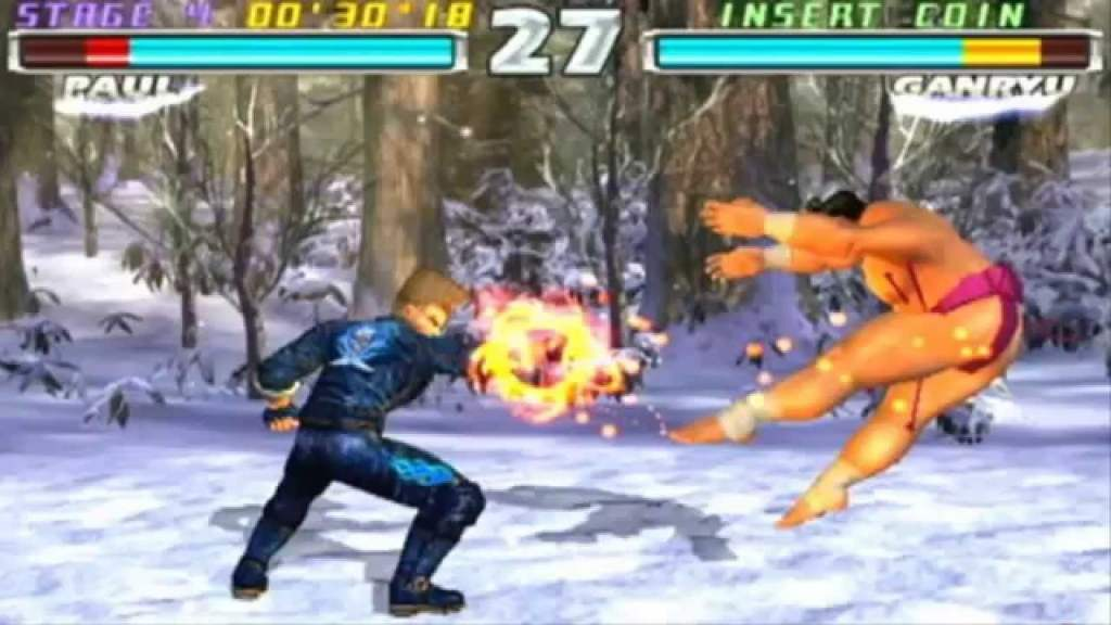 Tekken Tag Tournament Pc Game