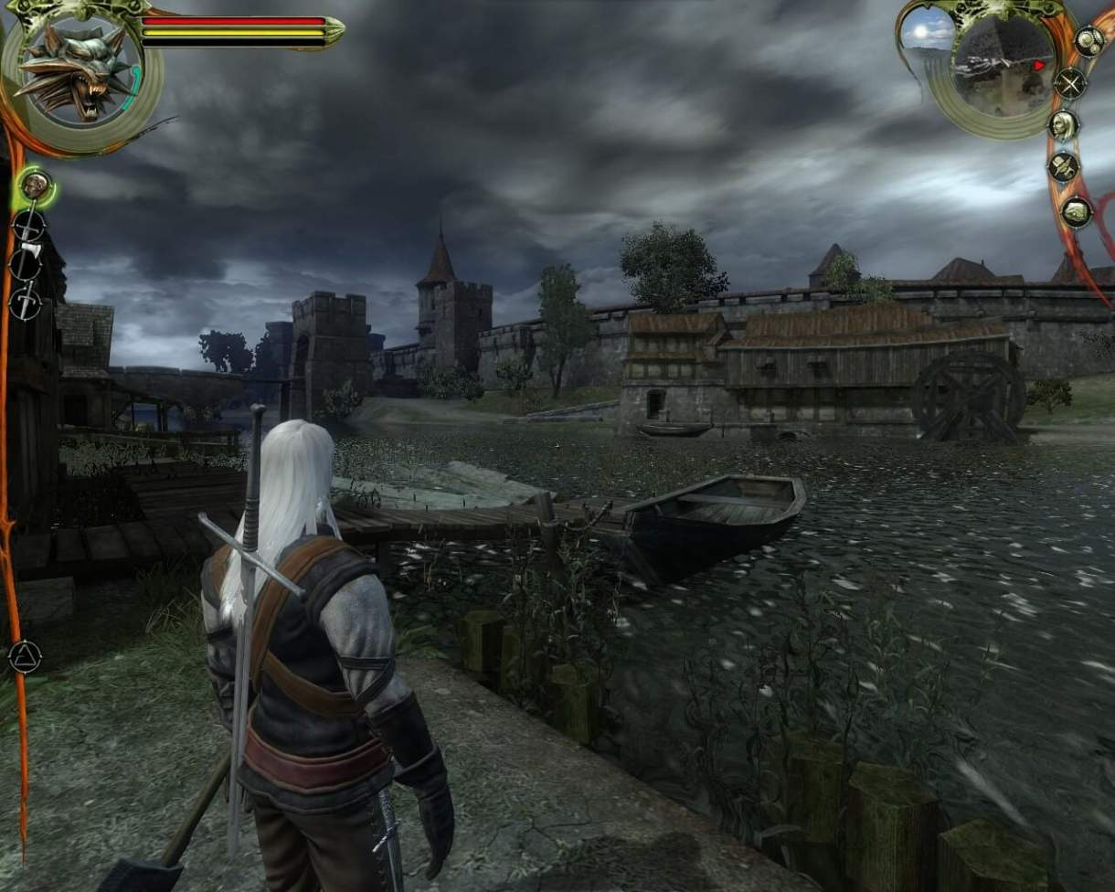 Image result for The Witcher 1