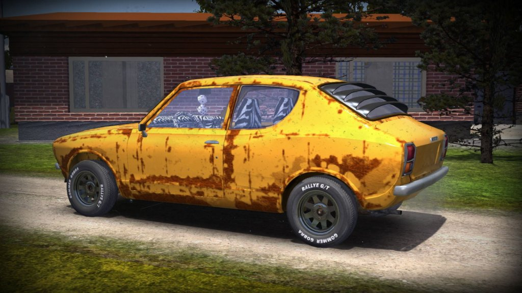 My Summar Car PC Game