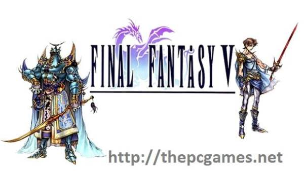 FINAL FANTASY V PC Game Full Version Free Download