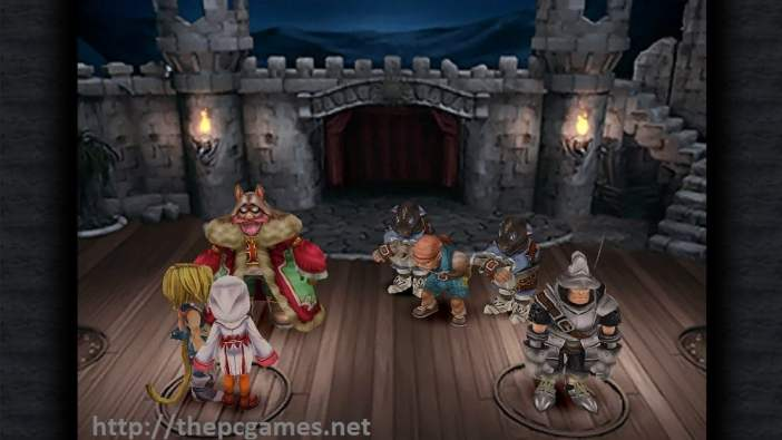 Final Fantasy IX PC Game Full Version Free Download