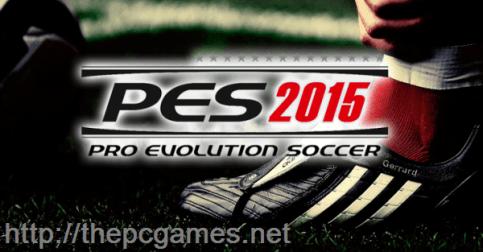 PRO EVOLUTION SOCCER 2015 PC Game Full Version Free Download