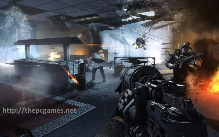 WOLFENSTEIN THE NEW ORDER PC Game Full Version Free Download