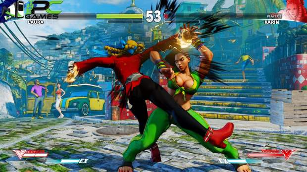 Image result for Street Fighter V Download PC Free