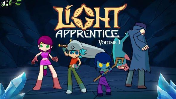 Light Apprentice The Comic Book RPG Volume 1Free Download