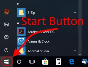 The Start Button