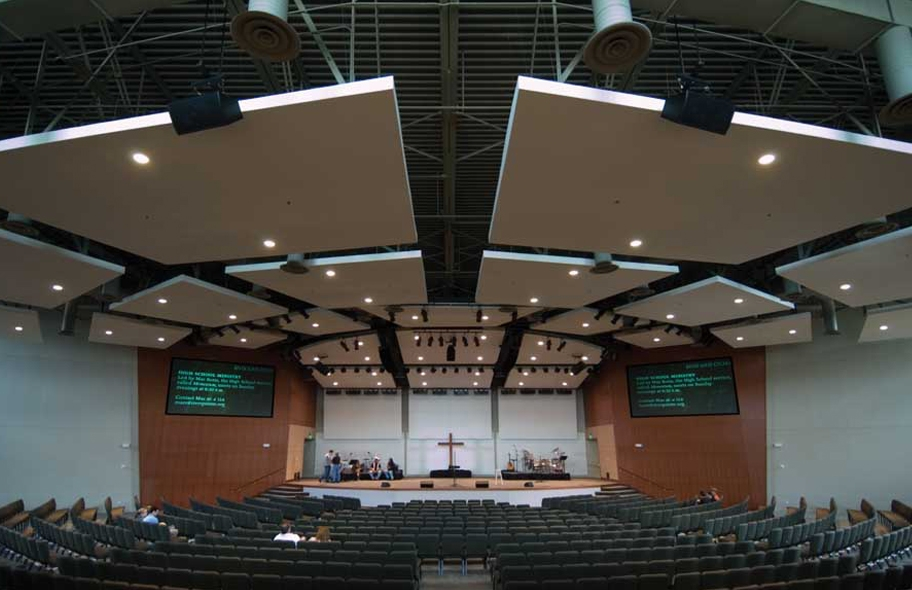 River Pointe Community Church Interior