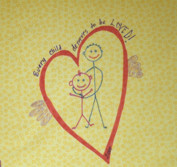 Apeiron---All-children-deserve-love-flag