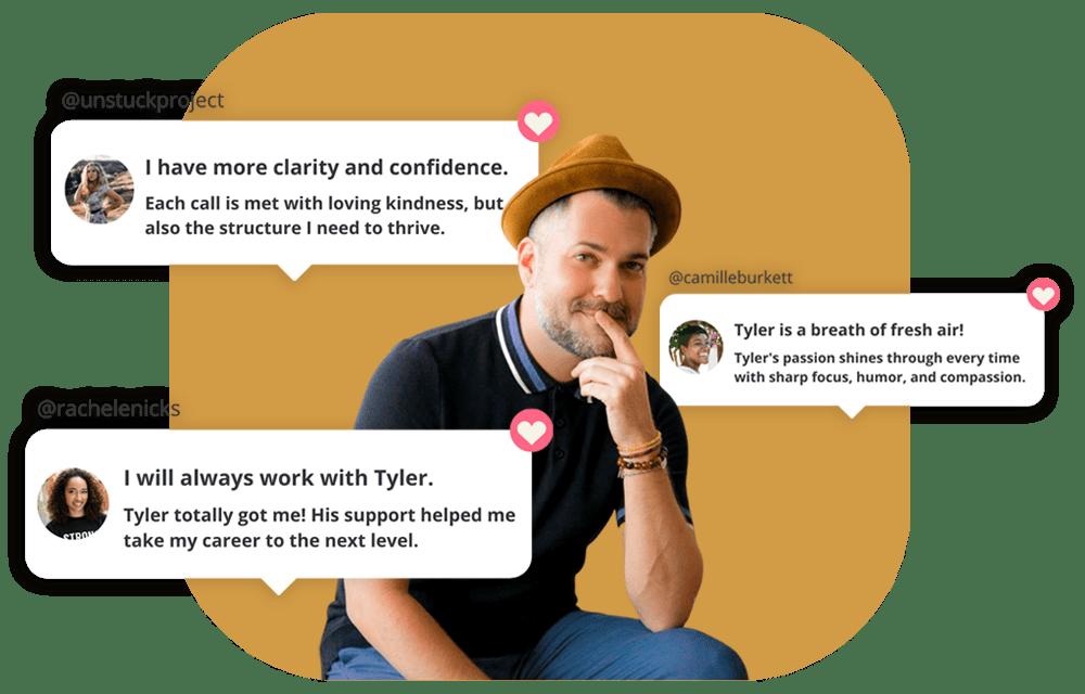 Tyler Batson - mentor for non profit founders reviews