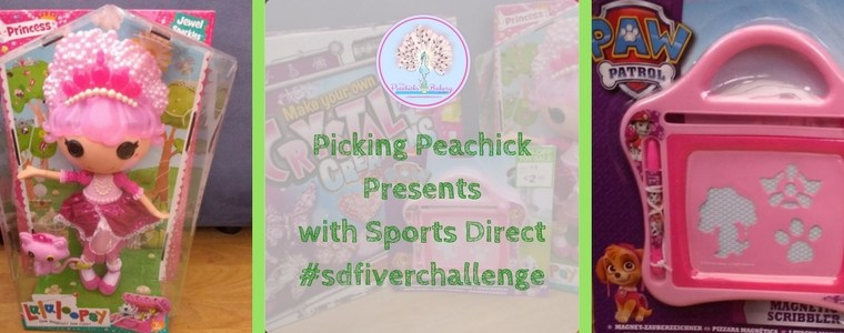 #sdfiverchallenge with Sports Direct