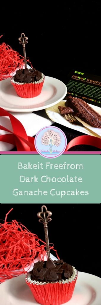 Read our review of the Bakeit Freefrom Dark Chocolate Ganache Cupcakes - 6 perfectly dark, moist & completely FreeFrom Cupcakes delivered straight to your door!