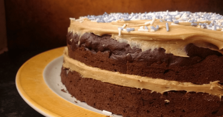 The Ultimate Vegan Chocolate Fudge Cake (Dairyfree, Eggfree)