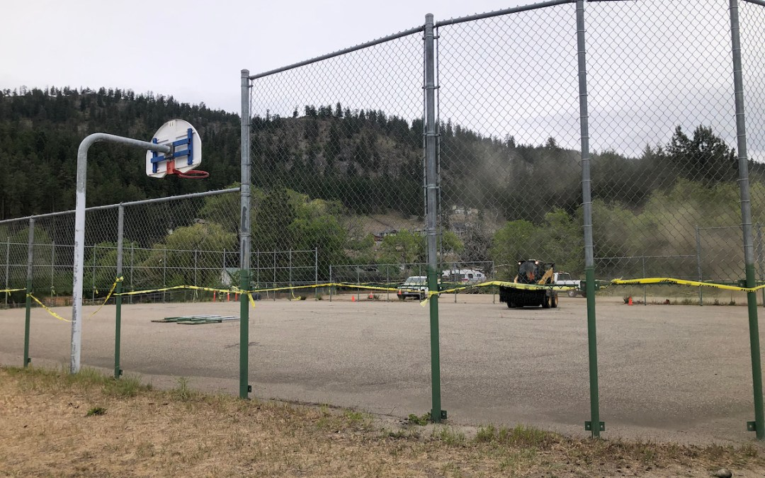 Boards down, nets up: The latest at Turner Park