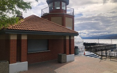 Change on the menu at Swim Bay concession this summer