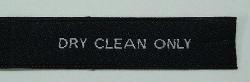 Dry-Clean-Only-label