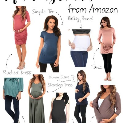 Maternity Clothes from Amazon
