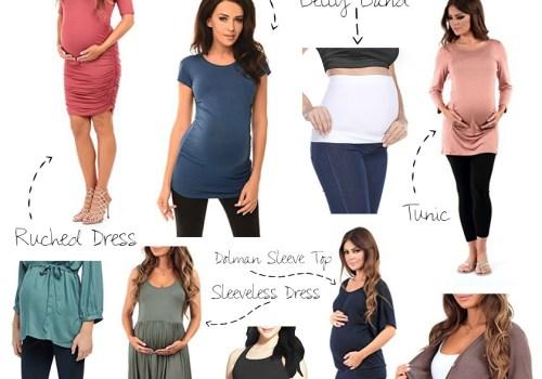 Maternity Clothes on Amazon