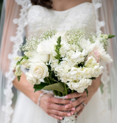Spring Wedding Inspiration + Money Saving Wedding Tips