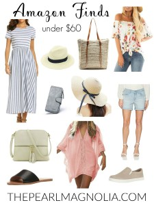 Amazon Fashion Finds under $60