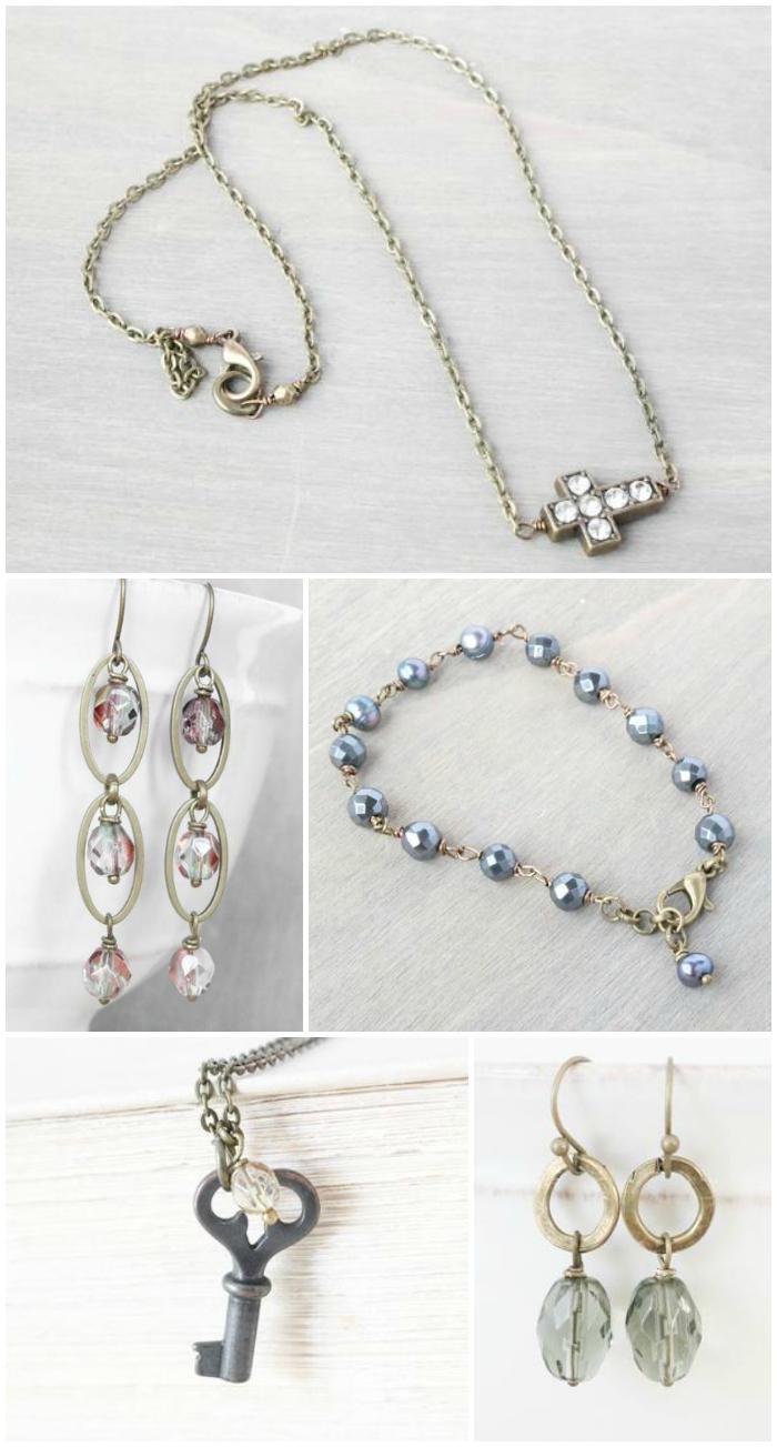 Pearl Magnolia Handmade Jewelry