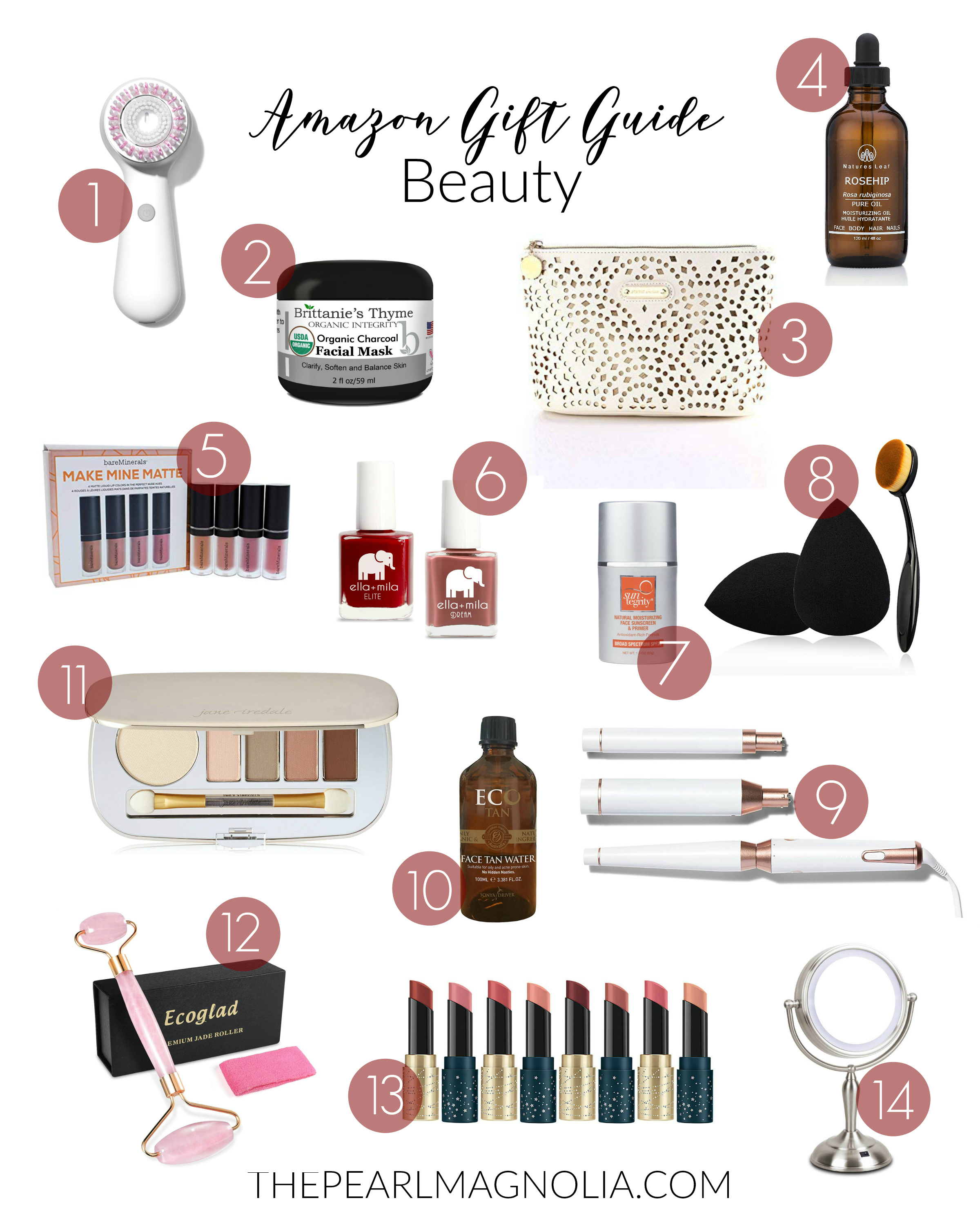 Amazon Beauty Gift Guide