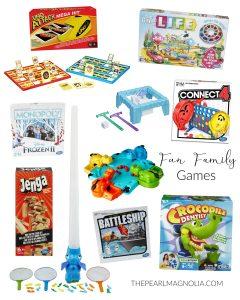 Fun Family Board Games
