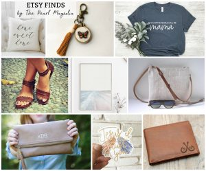 Etsy Finds by The Pearl Magnolia