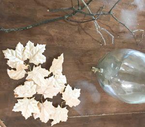 Easy DIY Fall Decor Supplies