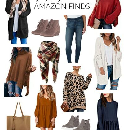 Amazon Fall Fashion Finds