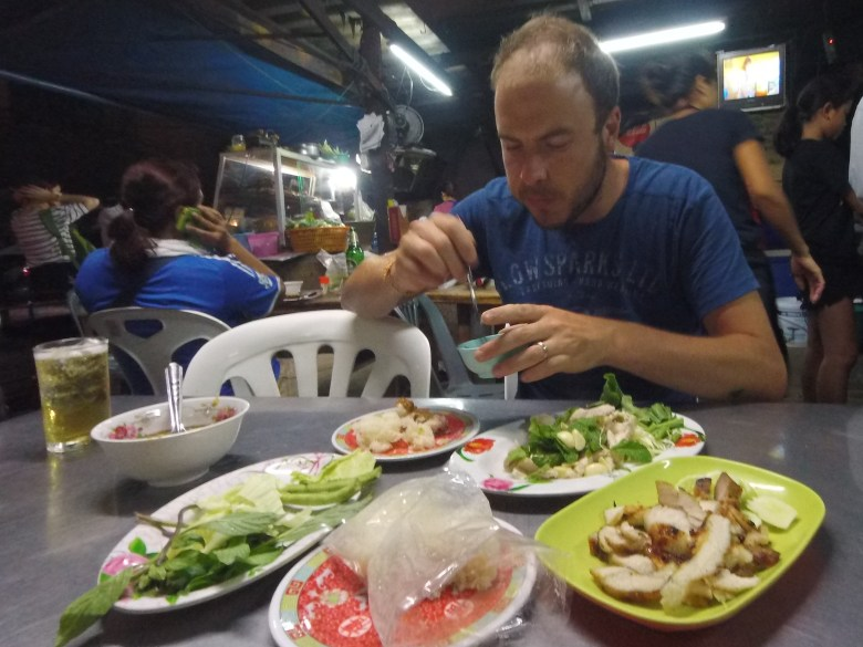 Best street food in Bangkok