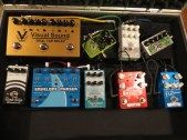 The Pedal File current set up