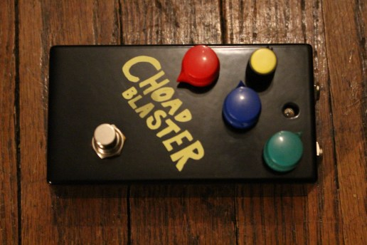 The Pedal File - Henretta Engineering's Choad Blaster