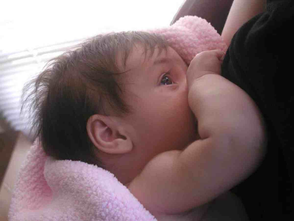 infant breastfeeding