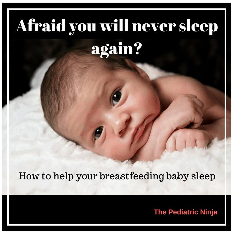afraid you will never sleep again?