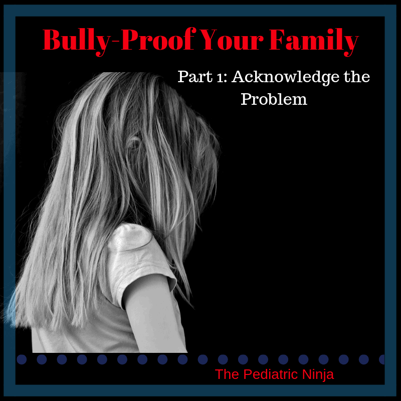 Acknowledge Bullying