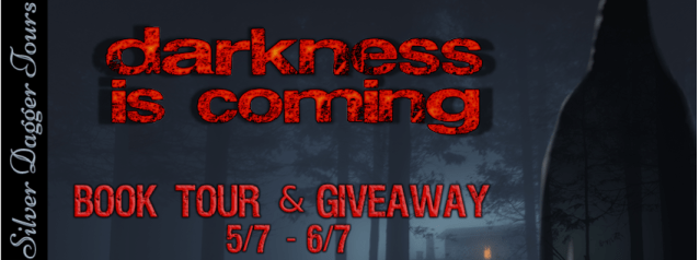 Blog Tour & Giveaway: Darkness Is Coming