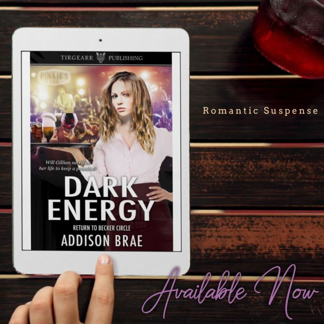 Release Blitz: Dark Energy