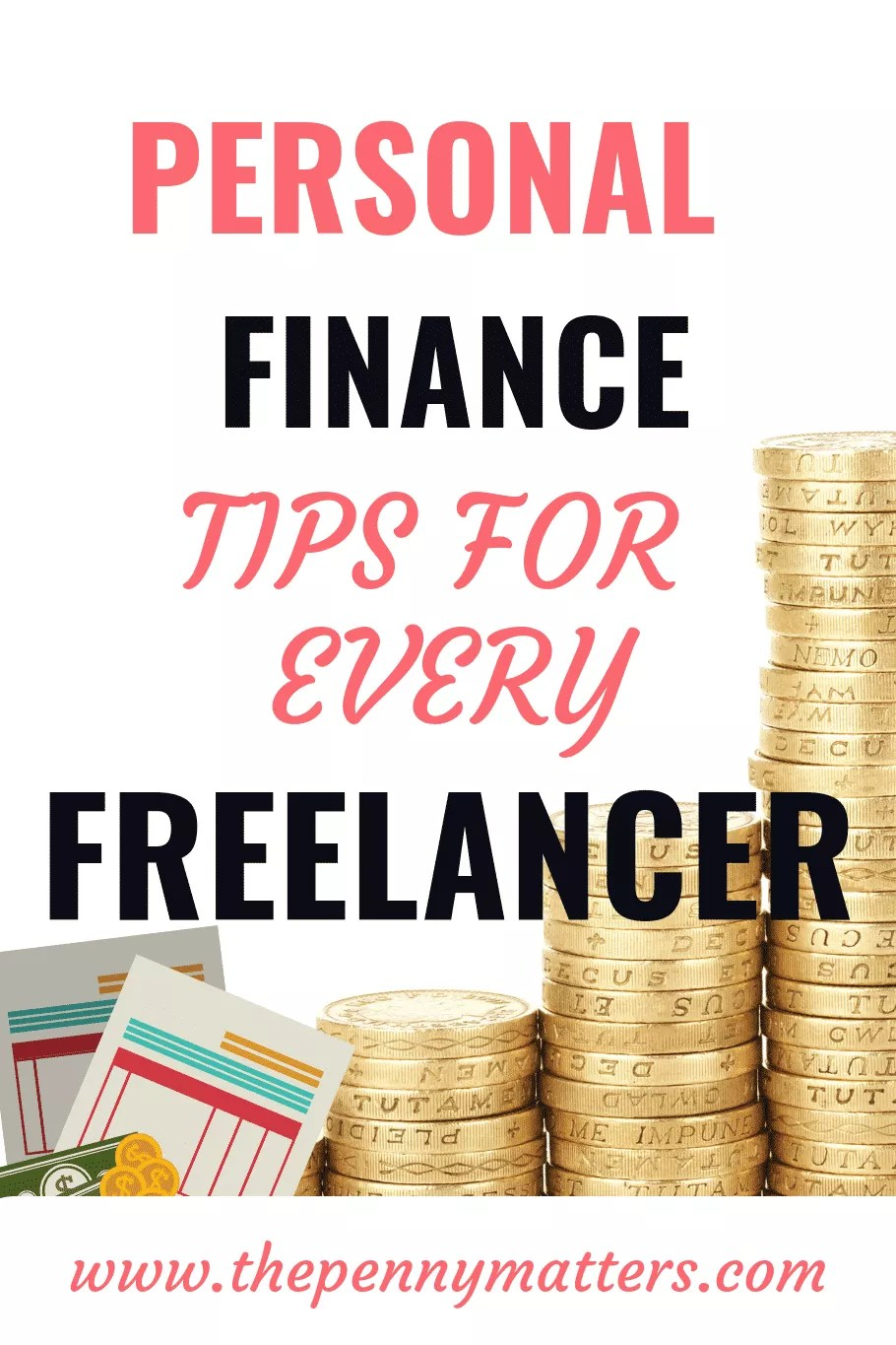 Personal finance tips for every freelancer