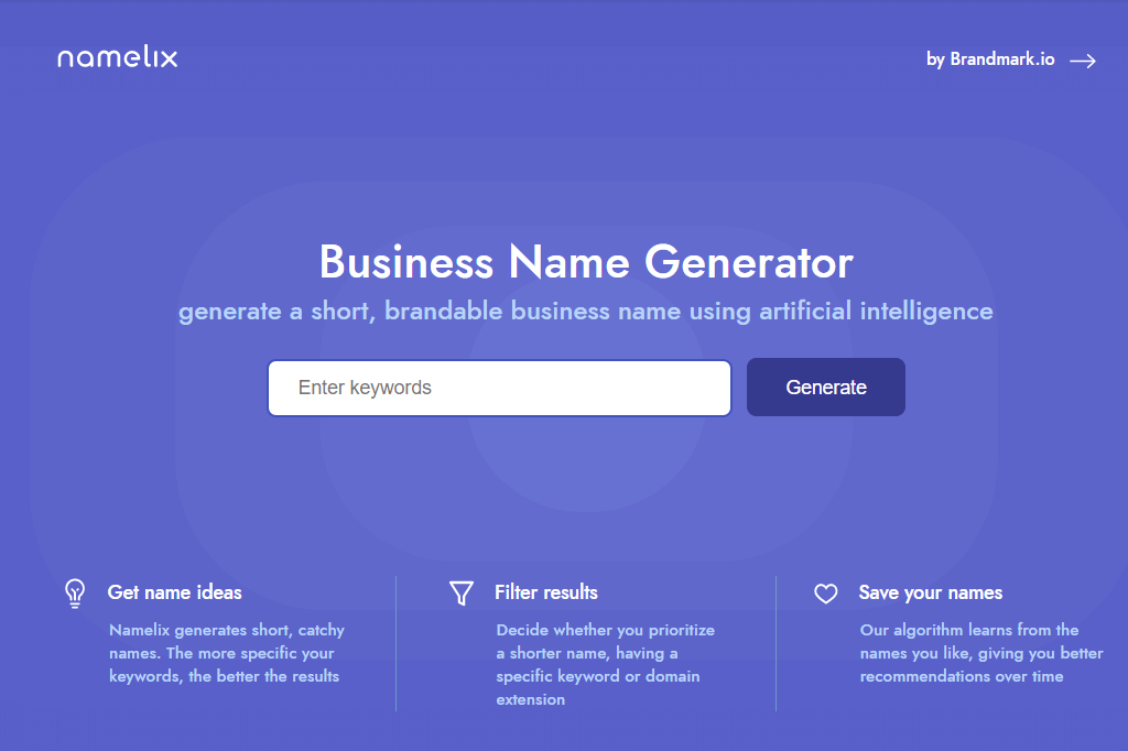 Best Blog Name Generators Best Blog Name Generator Business Name Generators