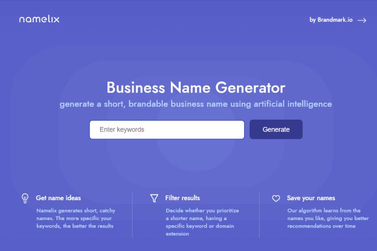 Best Blog Name Generators Best Blog Name Generator Business Name Generators