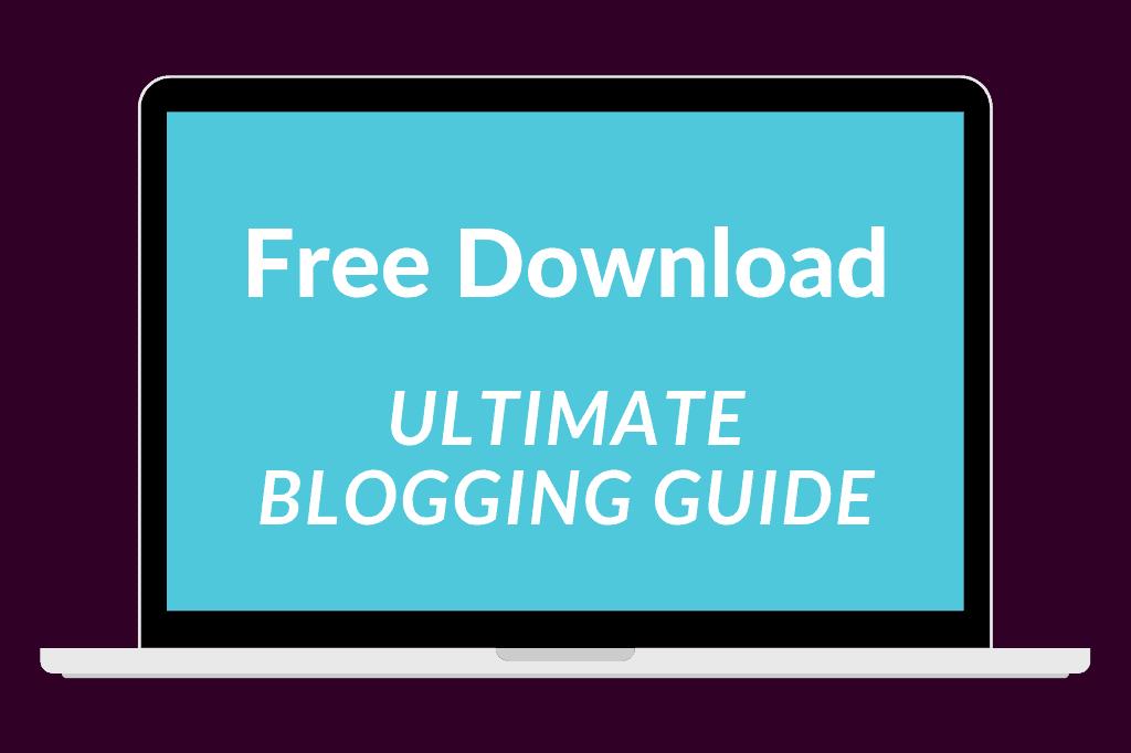 Download Free Blogging eBook