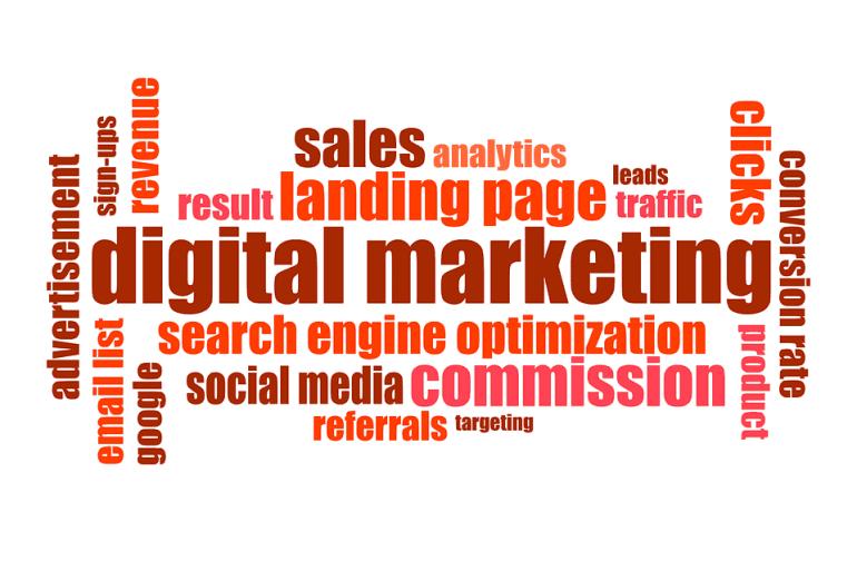 11 Types of Digital Marketing