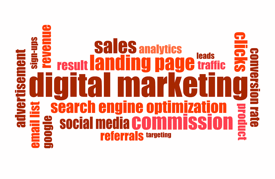 11 Types of Digital Marketing