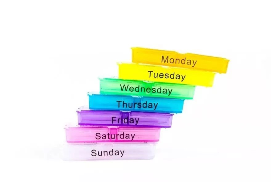 How to Organize Your Week for Optimum Productivity